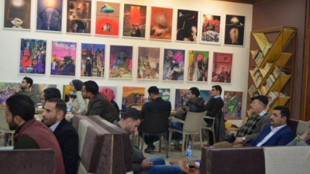 Dans la cité irakienne de Mossoul, la renaissance culturelle après l'EI