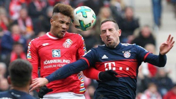 Bayern: Ribéry et James allument le feu à Mayence