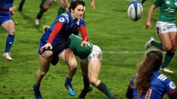 Tournoi féminin: la France débute parfaitement devant l'Irlande