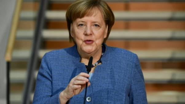 Merkel dans la dernière ligne droite pour sortir de l'imbroglio allemand