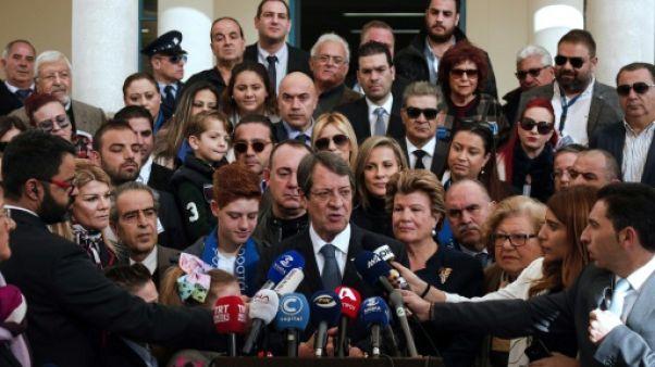 Deuxième tour serré pour la présidentielle à Chypre
