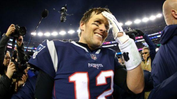 SuperBowl: Brady élu meilleur joueur de la NFL