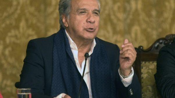 Equateur: l'ex-président Correa, de la défaite à la justice