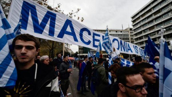 Grèce: large mobilisation contre un compromis sur le nom de la Macédoine