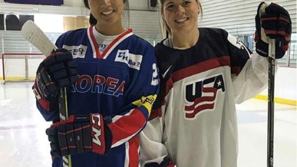 JO-2018: deux soeurs de glace, face à face au tournoi de hockey à Pyeongchang