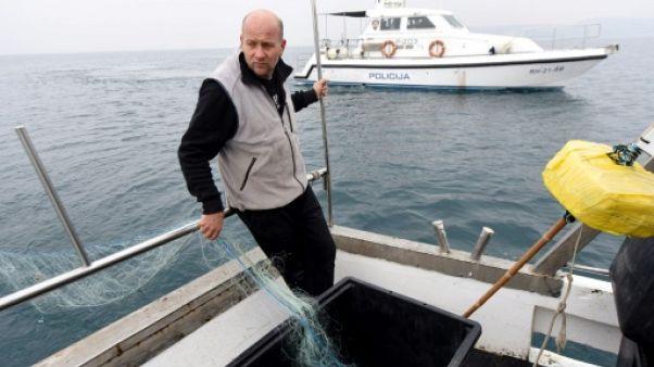 Pêche en eaux troubles entre Slovénie et Croatie
