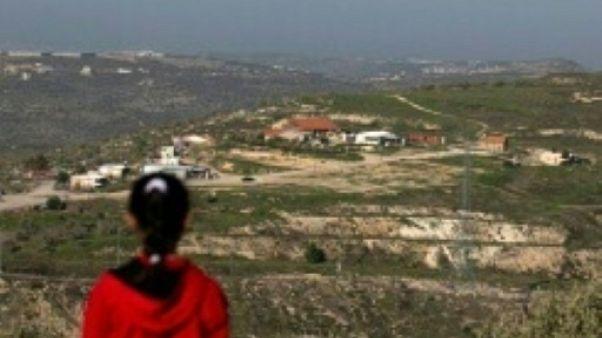 """Cisjordanie: Israël va """"légaliser"""" une colonie sauvage après le meurtre d'un rabbin"""