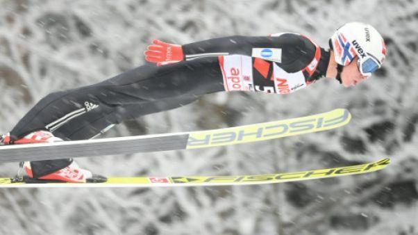 Saut à skis: Forfang devant Stoch à Willingen