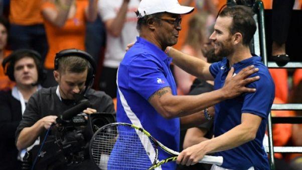 Coupe Davis: la revanche du bizut Mannarino