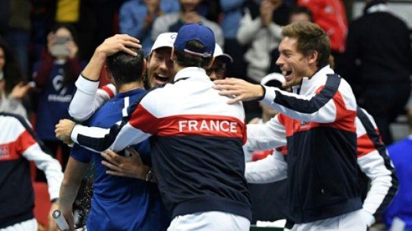 Coupe Davis: et maintenant, gare à la folie Fognini !