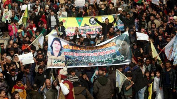 """Syrie: Moscou doit cesser d'être """"complice"""" d'Ankara, selon les autorités d'Afrine"""