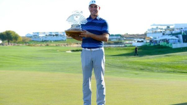 Golf: Woodland vainqueur de l'Open de Phoenix en playoff