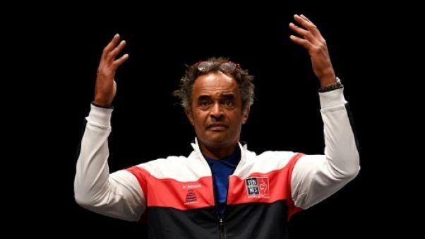Coupe Davis/Fed Cup: qui après Noah?