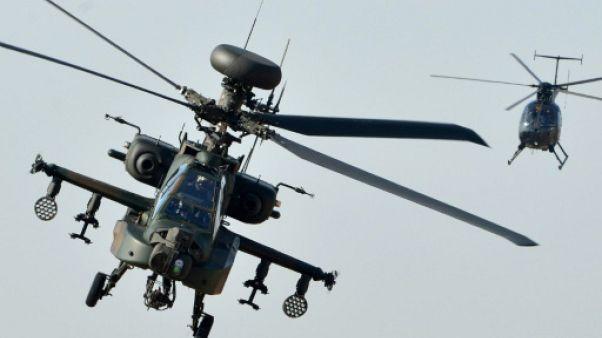 Japon : crash d'un hélicoptère sur une ville, le co-pilote tué