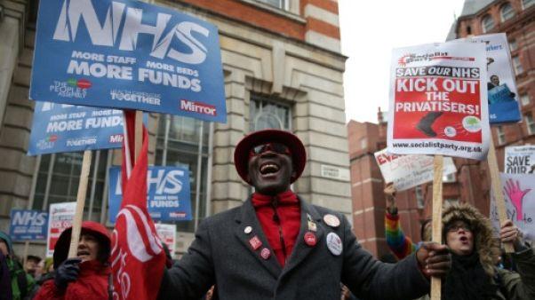 Trump critique le système de santé britannique, Londres réplique