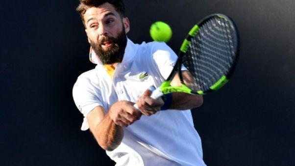 Tennis: Paire réussit son entrée contre Mischa Zverev à l'Open de Montpellier