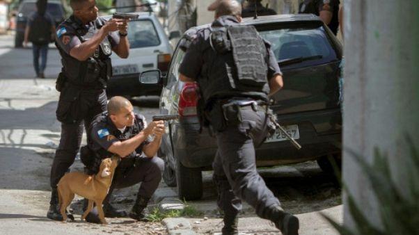 Début d'année sanglant, le Brésil désemparé face à la violence