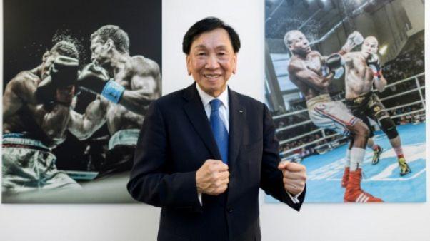 """JO-2020: la menace du CIO de retirer la boxe """"est très claire"""" selon l'ex-président de l'AIBA"""