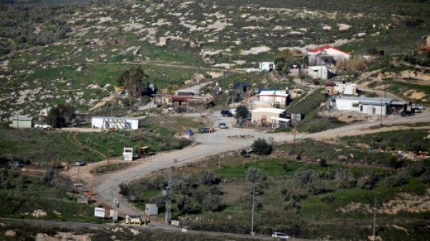 Cisjordanie: le Palestinien, meurtrier présumé d'un rabbin, abattu