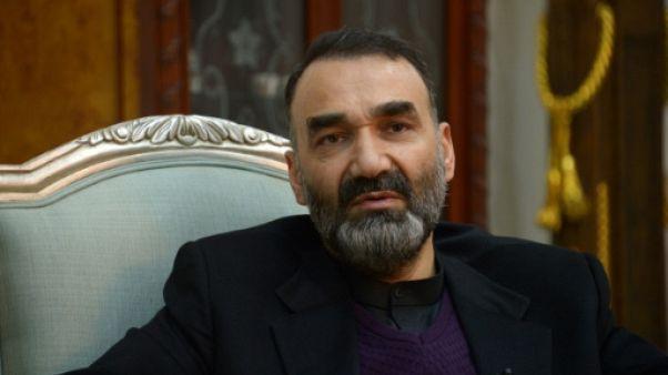 Afghanistan: limogé, l'homme fort du Nord songe à un destin national