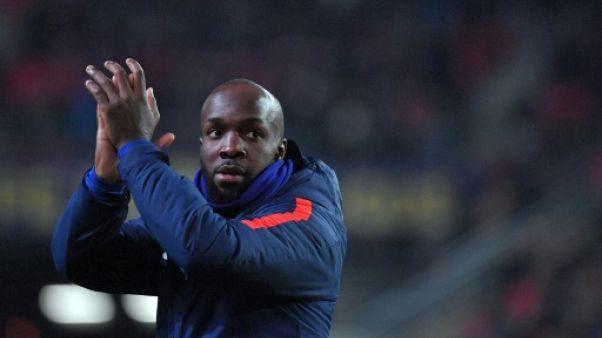 """Coupe de France: Diarra, """"une option pour commencer"""" selon Unai Emery"""
