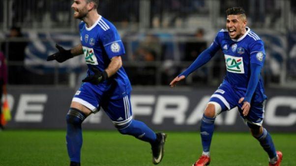 Coupe de France: le rêve de gosse de Merdji, l'électricien devenu joueur pro à Bourg