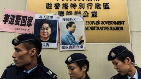 La Chine confirme détenir l'éditeur suédois Gui Minhai
