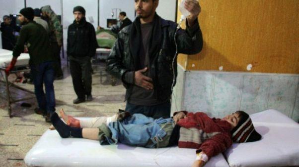Plus de 60 civils tués dans de nouveaux raids du régime en Syrie