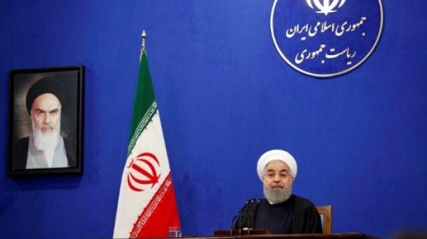 """L'Iran prévient qu'il ne négociera """"avec personne"""" sur ses missiles"""