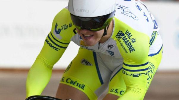 Cyclisme sur piste: le sprint français à l'heure de la cohésion
