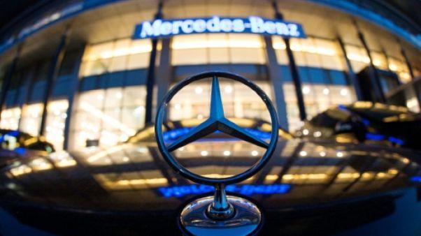 Chine: Mercedes-Benz s'excuse après avoir cité le dalaï lama sur Instagram