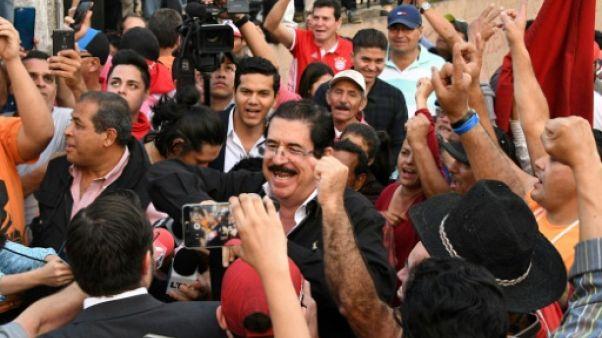 Honduras: l'opposition accepte sous condition une médiation de l'ONU