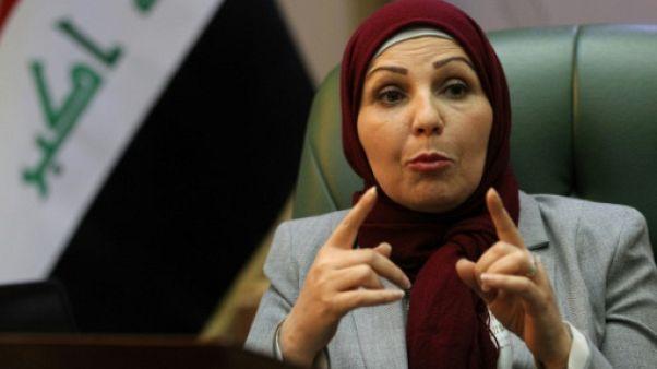 La maire de Bagdad veut reconstruire sa ville et la jumeler avec Paris