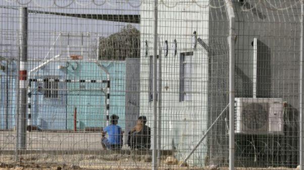 La prison plutôt que l'expulsion, disent des migrants en Israël
