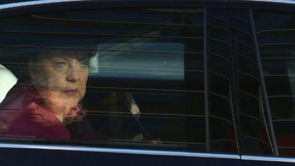 Allemagne: plus de quatre mois d'imbroglio politique