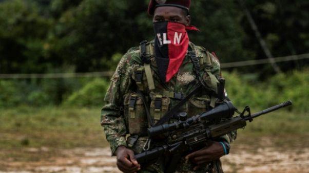 """Colombie: """"grève armée"""" de l'ELN après le gel des pourparlers de paix"""