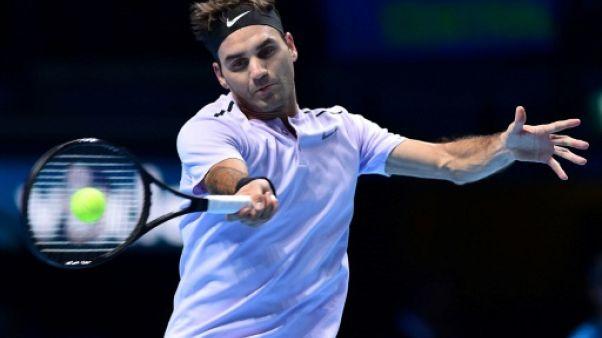 Tennis: Federer chassera à Rotterdam la place de N.1 mondial