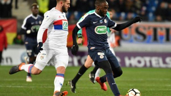 Coupe de France: Lyon sort Montpellier et se relève