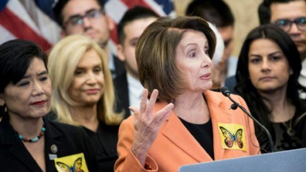USA: pendant 8 heures, une démocrate défend les clandestins au Congrès