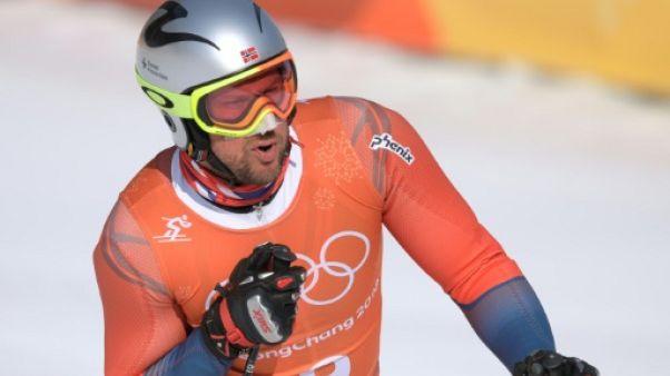 """JO-2018: une descente """"facile à skier, mais difficile à gagner"""" pour Svindal"""