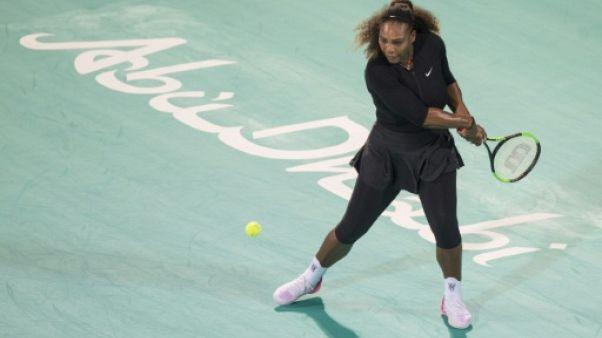 Fed Cup: Serena Williams, un retour et des questions