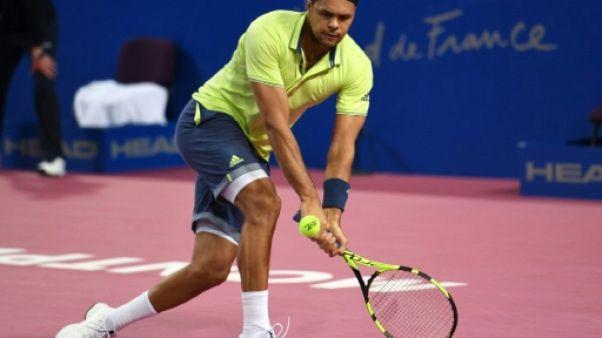 Tennis: Tsonga, Gasquet et Pouille-Paire en quarts à Montpellier