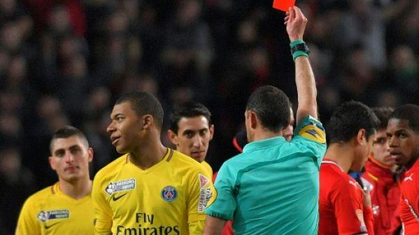 PSG: suspendu deux matches, Mbappé sera là pour le clasico