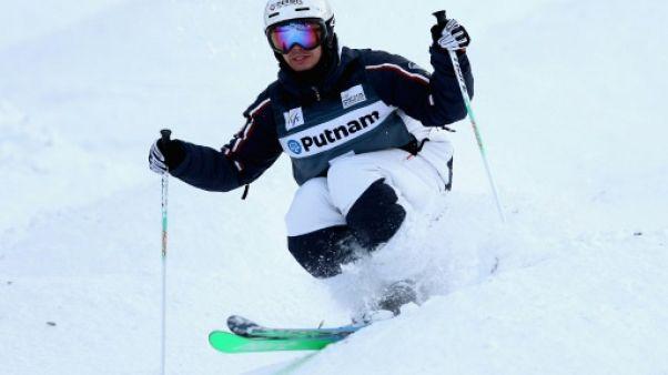JO-2018: Theocharis en finale de ski de bosses déception pour Cavet