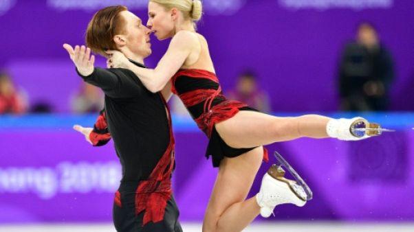JO-2018: le couple russe brille mais le Canada prend le meilleur départ en patinage