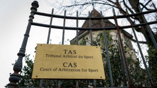 """JO-2018: pour Moscou, le TAS a rejeté l'appel des sportifs russes sous """"pression"""""""