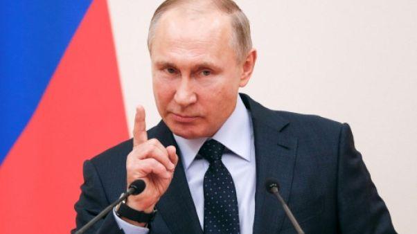 """JO-2018: le Kremlin """"regrette"""" la décision du TAS et va """"aider"""" les sportifs à se défendre"""