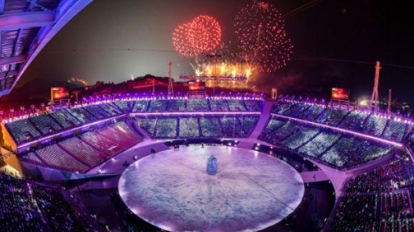 JO-2018: la cérémonie d'ouverture des Jeux olympiques d'hiver de Pyeongchang a débuté