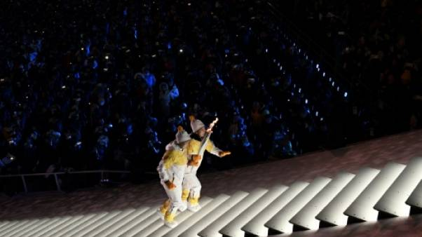 JO-2018: les deux Corées main dans la main pour ouvrir les Jeux