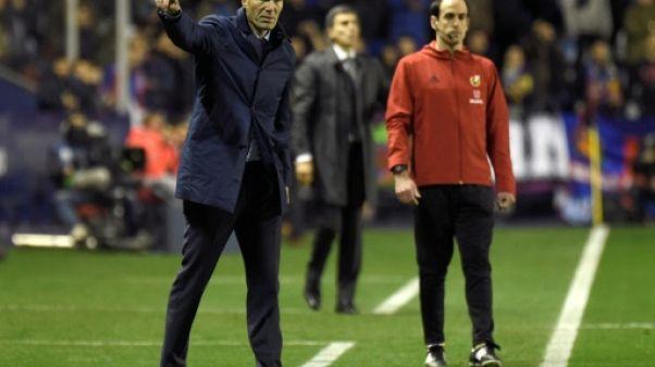 """Real Madrid: """"Nous connaissons nos forces"""", déclare Zidane"""